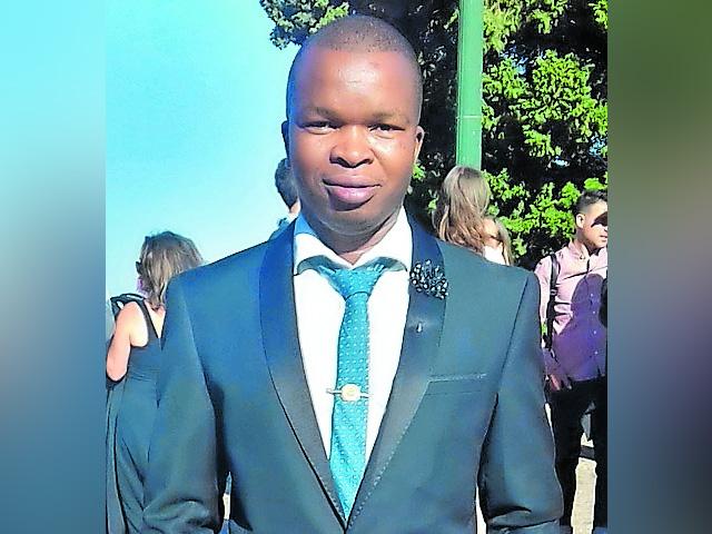 Dr Thulwaneng Mashifane (33)