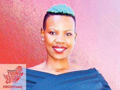 Melody Xaba (34)