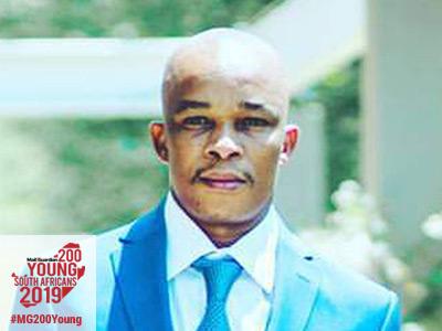 Thapelo Mmusinyane (35)