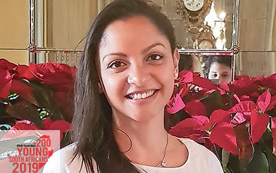 Dr Cherise Dunn (33)