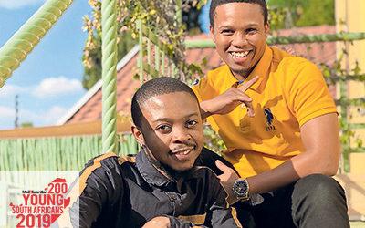 Kearatwa Sedidi and Sithembiso Mpehle (27)