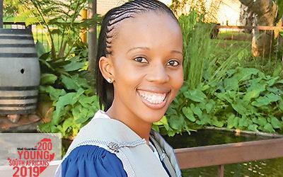 Dr Palesa Mabatho Monyake (34)