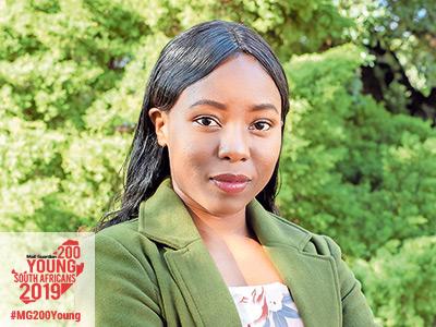 Dr Musawenkosi Donia Saurombe (25)