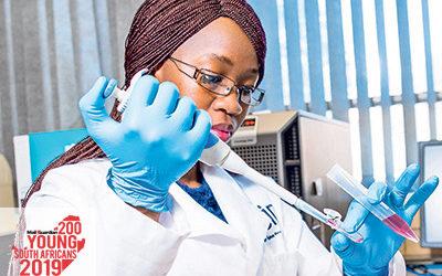 Dr Sindisiwe Buthelezi (31)