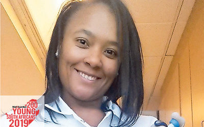 Dr Aurelia Alvina Williams (35)