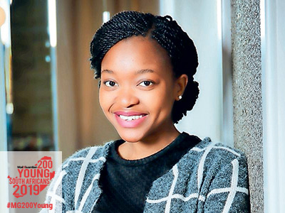 Tebogo Mokwena (25)