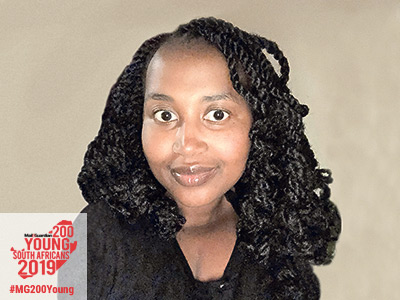 Nekhamah Magabane (30)