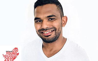 Dr Sharief Hendricks (33)