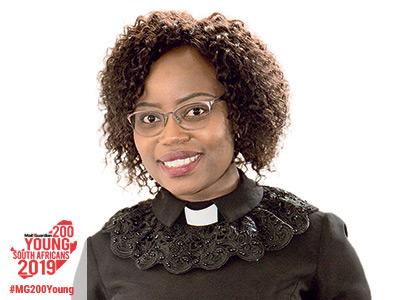 Rev. Mantima Thekiso (29)
