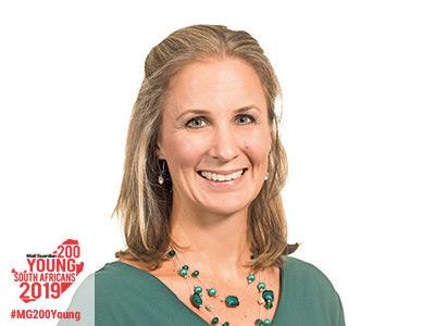 Dr Taryn Bond-Barnard (34)