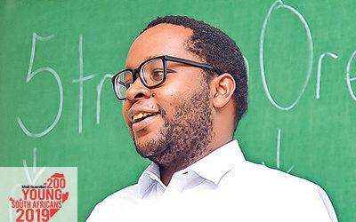 Rendani Mbuvha (28)