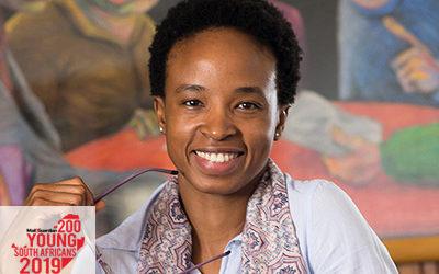 Dr Mpho Tshivase