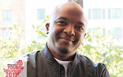 Dr Thabang Sefalafala (31)
