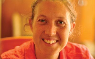 Angela Hartwig, 34