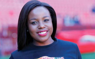 Bessie Lesabane, 30