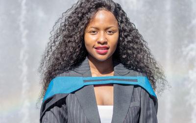 Charmaine Maphutha, 26