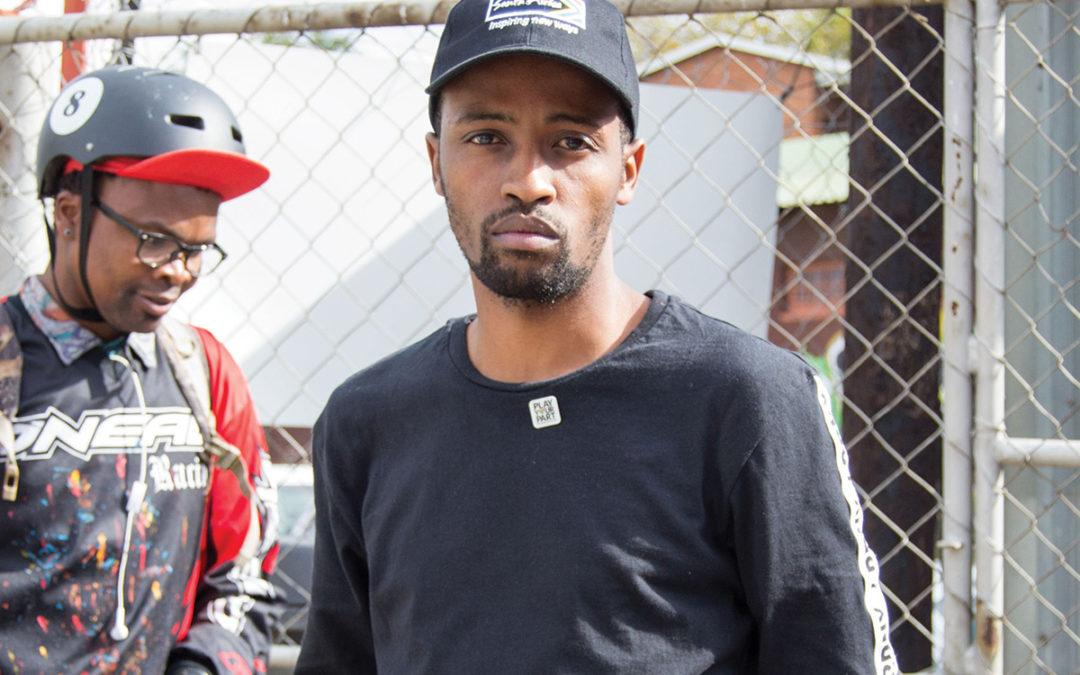 Mpumelelo Mtintso, 31