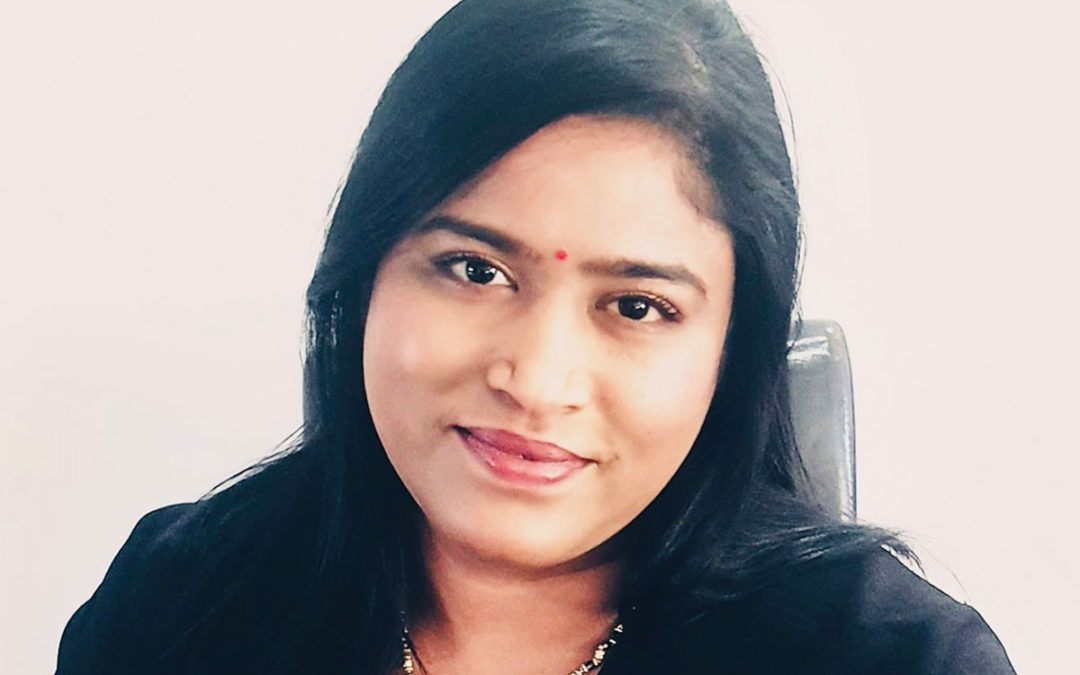 Preshanthie Naicker-Manick, 34