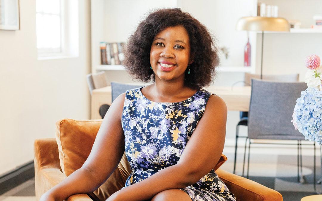 Rutendo Nyamuda, 29