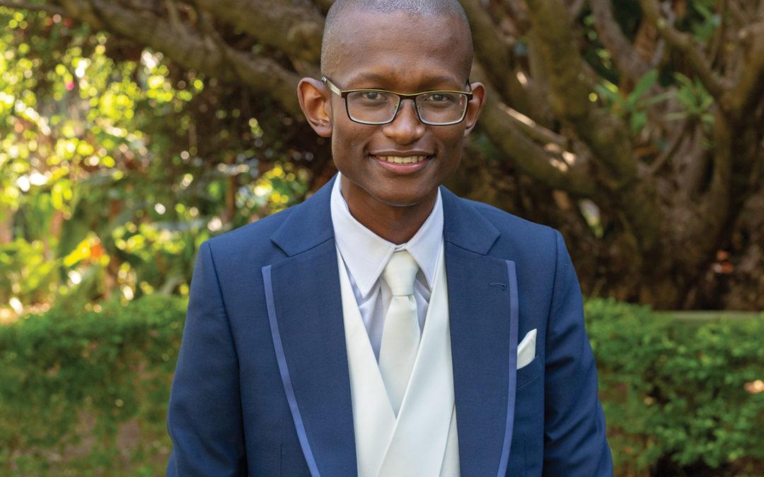 Wilson Tsakane Mongwe, 29