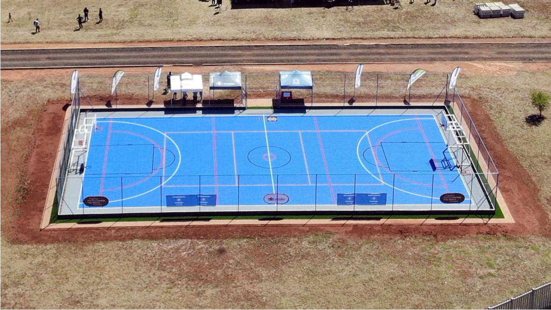 Multi-purpose sports court