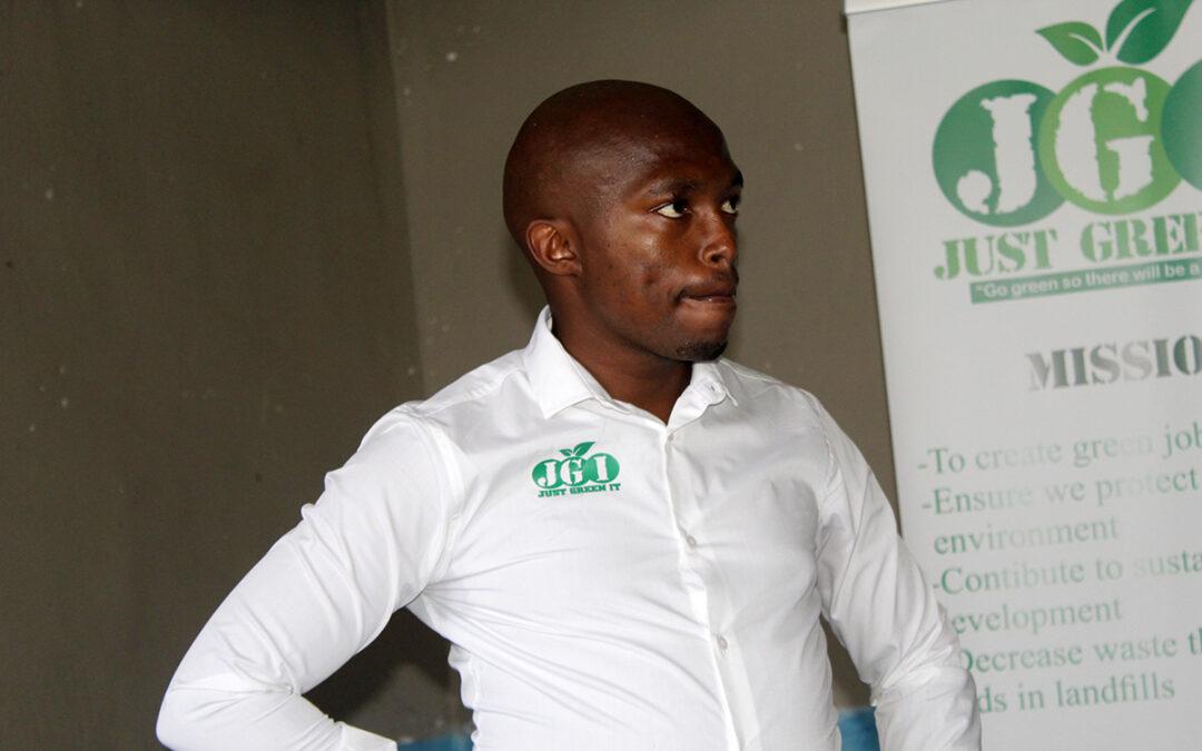 Khulekani Ngcobo, 28