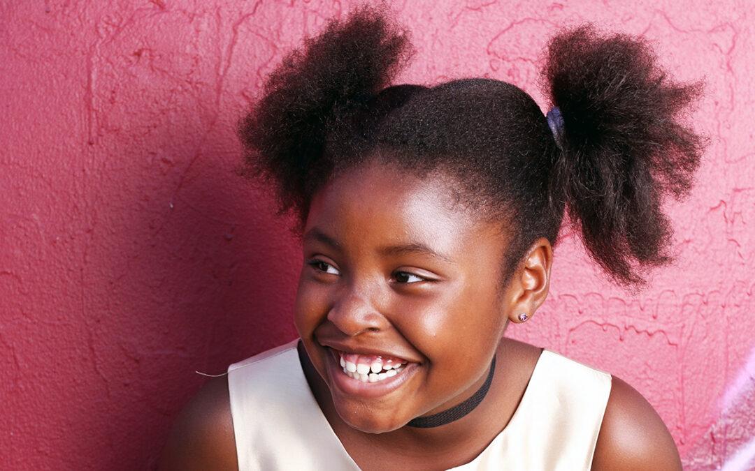 Michelle Nkamankeng, 12