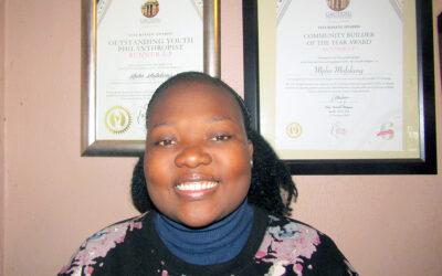 Salaminah Mofokeng, 31