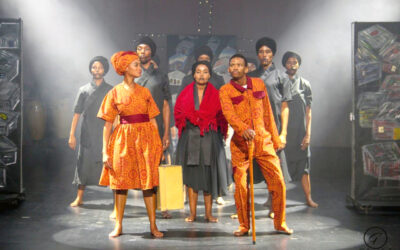 Amandla Dance Theatre keeps dancing, thanks to NLC grant